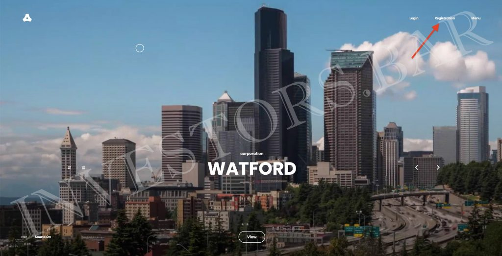 Watfordcorp_registration_main_page