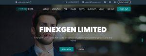 Finexgen.com Main