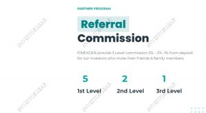 Finexgen.com Referral Program