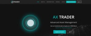 Site Axtrader.com