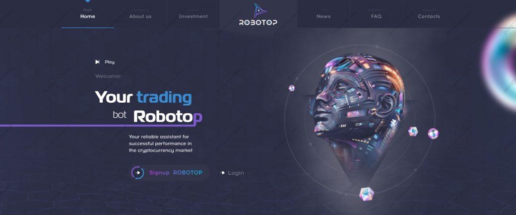 Robotop.io Information