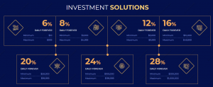 Investment Solution
