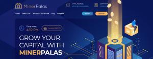 Page d'accueil Minerpalas.biz