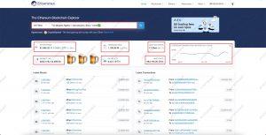 Homepage Etherscan.io
