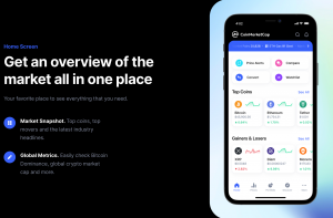 Coinmarketcap IOS App