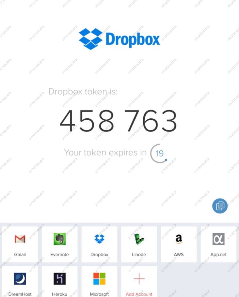 Application Crypto Exchange Authy