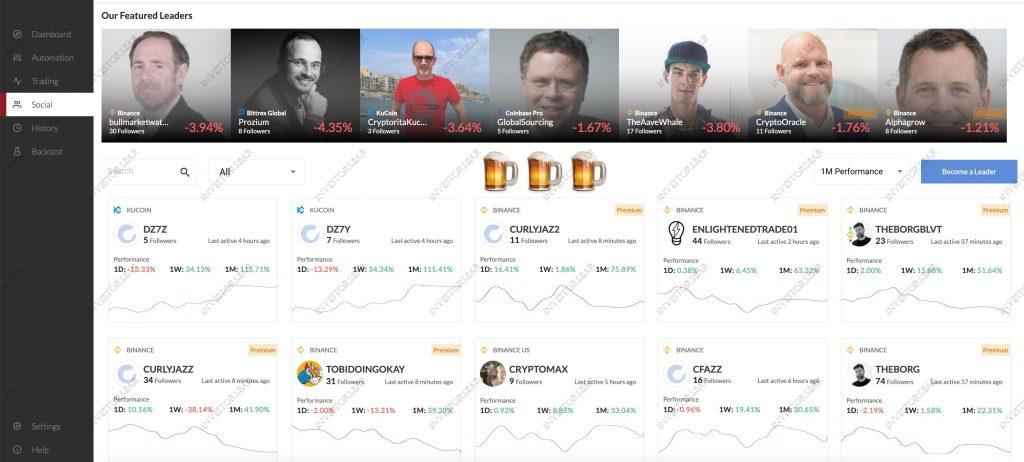 Crypto Trading & Shrimpy.io