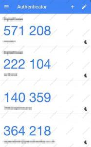 Google Code Verification Крипто биржа