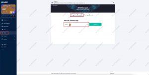 Enregistrement de nom de domaine