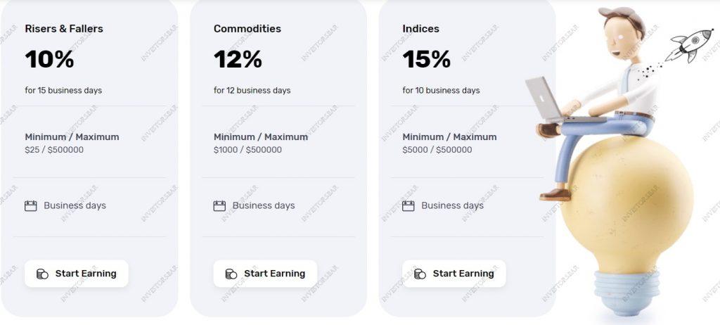 Nixofinance.com Plans