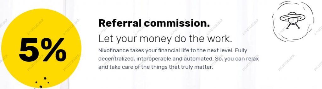 Nixofinance.com Partnership